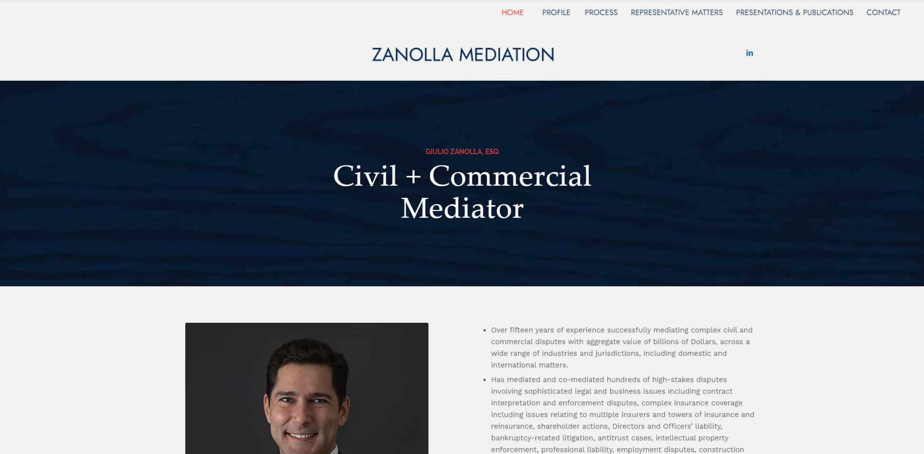 Zanolla Mediation